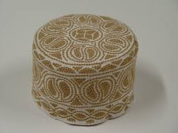 What is a kofia hat   African Embroidered Kufi Cap   Kufi Hats for Muslim